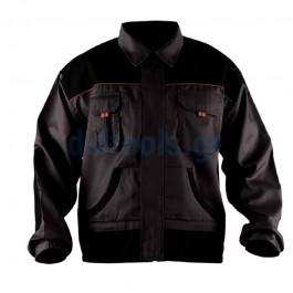 Jacket εργασίας, Νο54, Μαύρο/Πορτοκαλί
