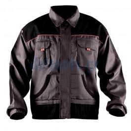 Jacket εργασίας, Νο48, Γκρι/Πορτοκαλί