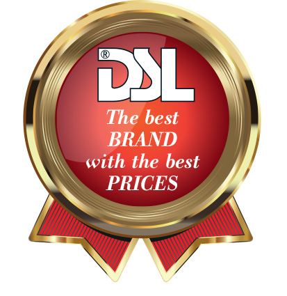 DSL the best brands with the best prices